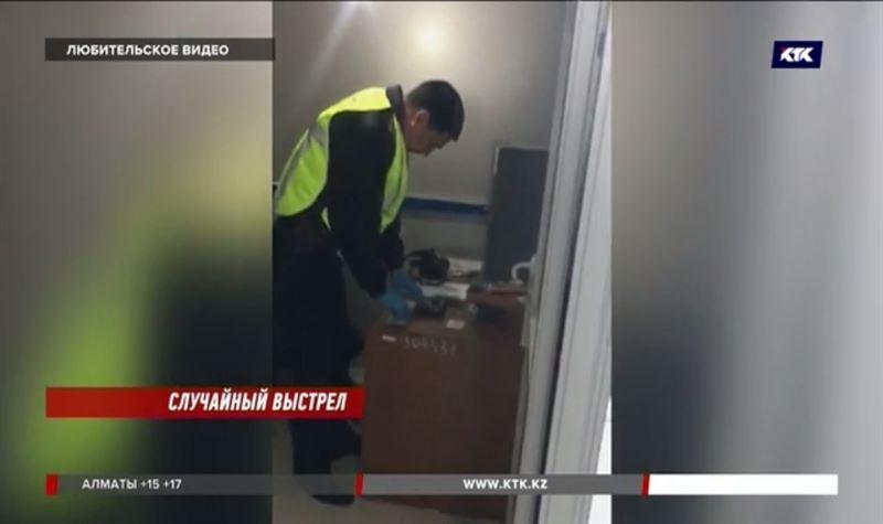Целый ряд увольнений в Атырау после выстрела в аэропорту