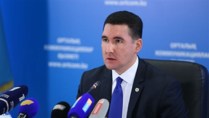 Руслан Иманкулов назначен советником Романа Скляра
