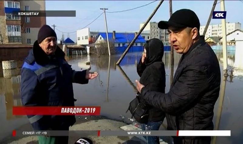 Такого наводнения в городе ещё не было – власти Кокшетау