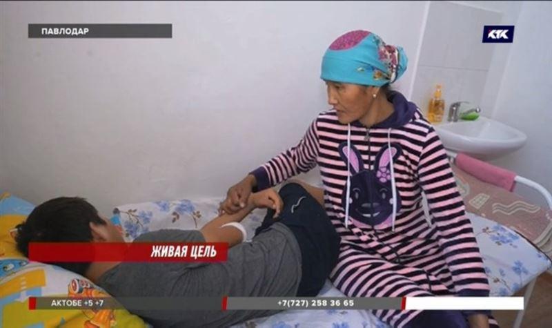 Ученик колледжа едва не застрелил школьника в Павлодарской области