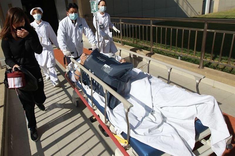 В Китае на похоронах взорвался газ: госпитализированы 66 человек