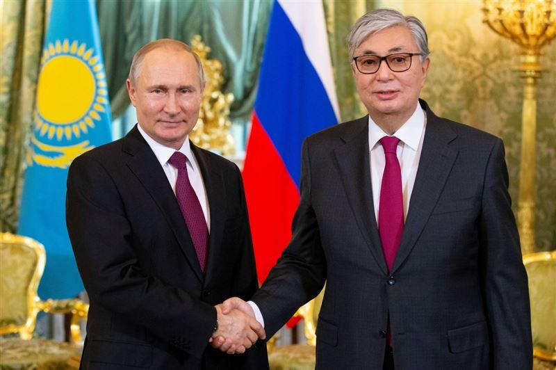 Президент Казахстана сообщил об успехе визита в Россию