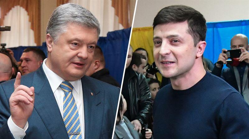 Порошенко согласился провести дебаты с Зеленским