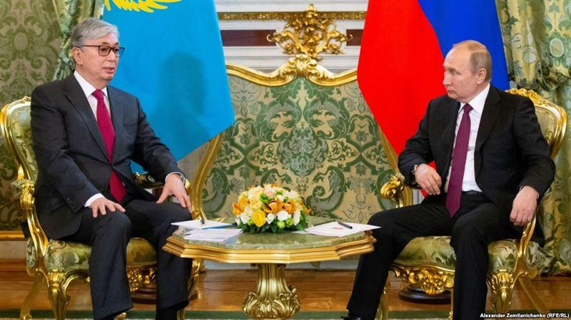 Путин рассказал о планах открыть в Казахстане российскую школу и университет