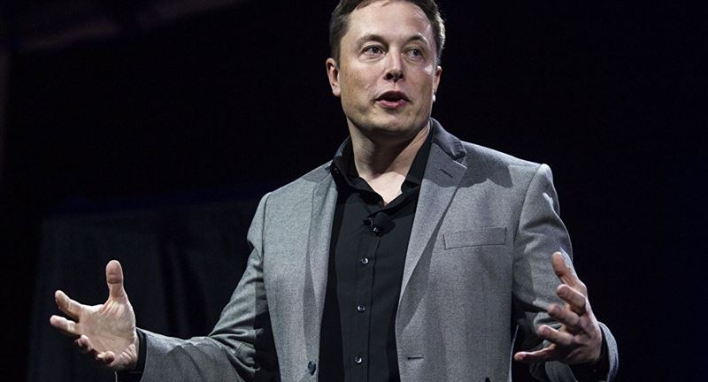 Из-за резкого падения акций Tesla Илон Маск потерял миллиард долларов