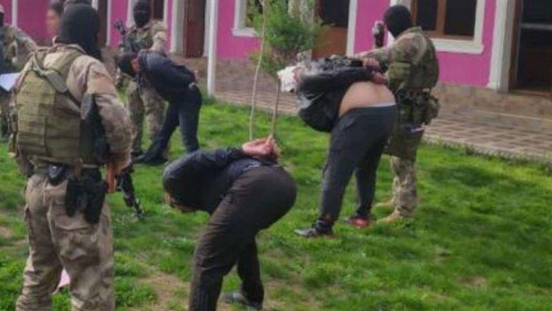 В Шымкенте 6 членов ОПГ задержаны Комитетом нацбезопасности