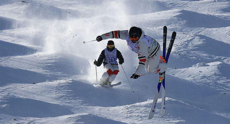 Из-за погоды спортсмены из Казахстана не смогли выступить на ЧМ по фристайлу
