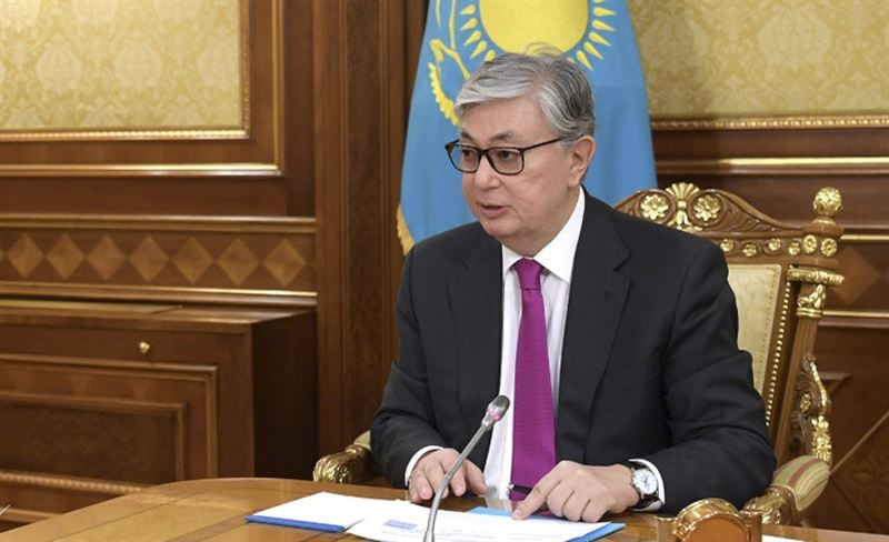 Глава Казахстана произвел ряд кадровых изменений