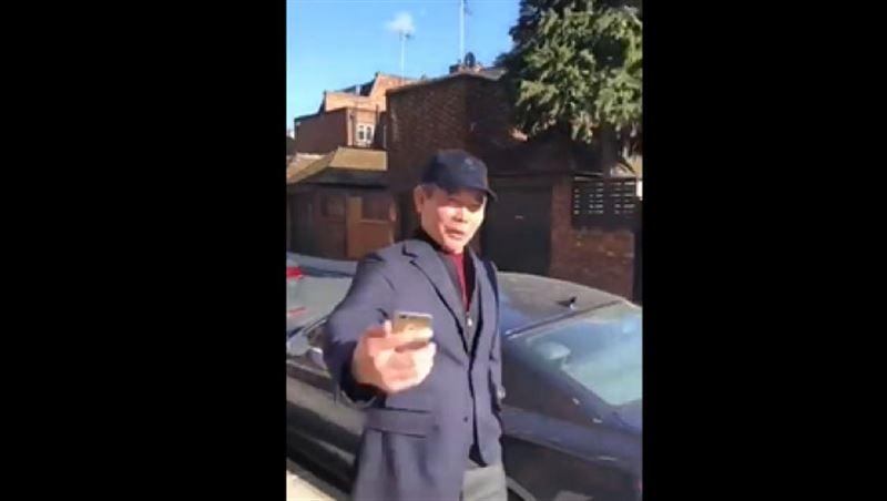 Экс-акима Атырауской области Рыскалиева сняли на видео в Лондоне