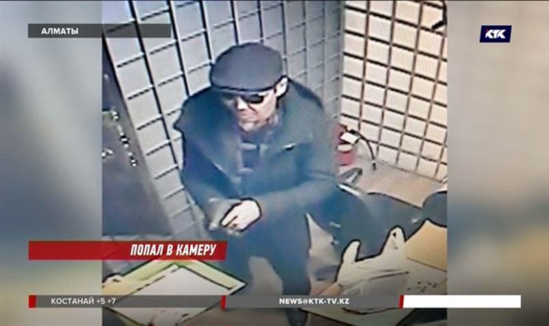 Алматинский ломбард ограбили на 95 миллионов, преступник задержан
