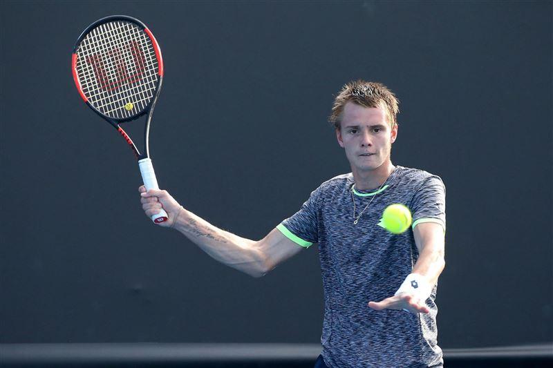 Казахстанский теннисист Александр Бублик стал победителем турнира серии ATP Challenger