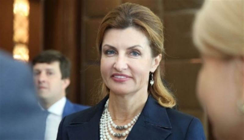 СМИ: Жена Порошенко родилась в Казахстане