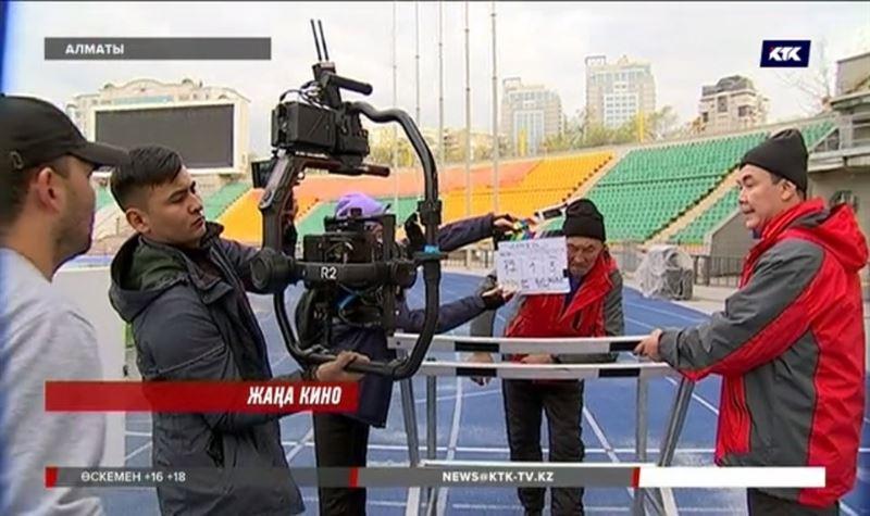 Қоянбаевтың жаңа фильмінде Голливуд жұлдыздары ойнамақ
