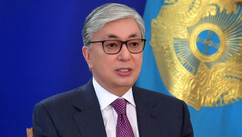 Выборы в Казахстане: появилось видео обращения Токаева к казахстанцам