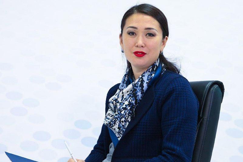 Жұлдыз Омарбекова ҚР Ақпарат және қоғамдық даму вице-министрі болып тағайындалды