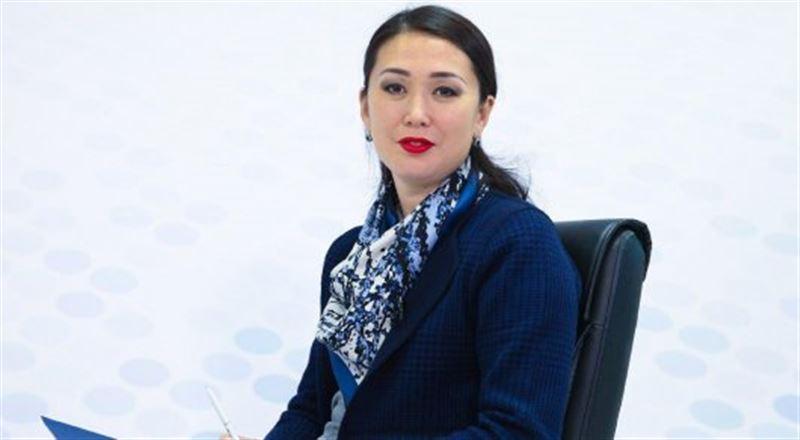 Жулдыз Омарбекова назначена вице-министром информации и общественного развития РК