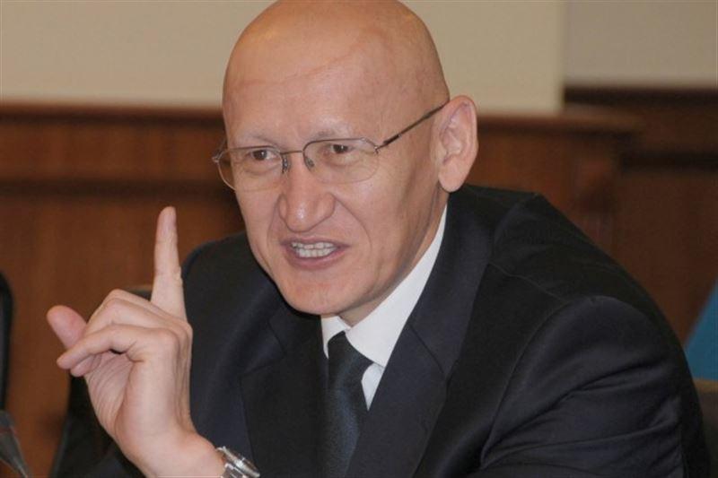Болат Жамишев уходит из Банка развития Казахстана