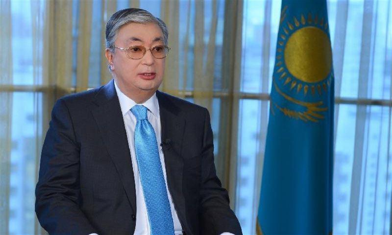 Касым-Жомарт Токаев прибыл в Актау с рабочим визитом