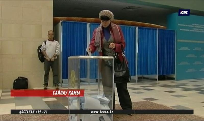 Президент сайлауын өткізуге 12 миллиард теңге керек
