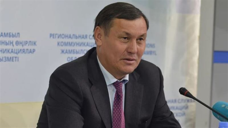 Акимом Талдыкоргана назначен Галымжан Абдраимов