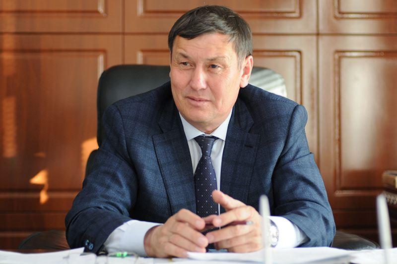 Ғалымжан Әбдірайымов Талдықорған әкімі болып тағайындалды.