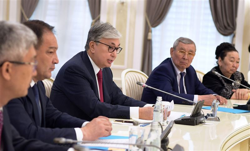 «Основа экономического роста – инвестиции» - президент Токаев