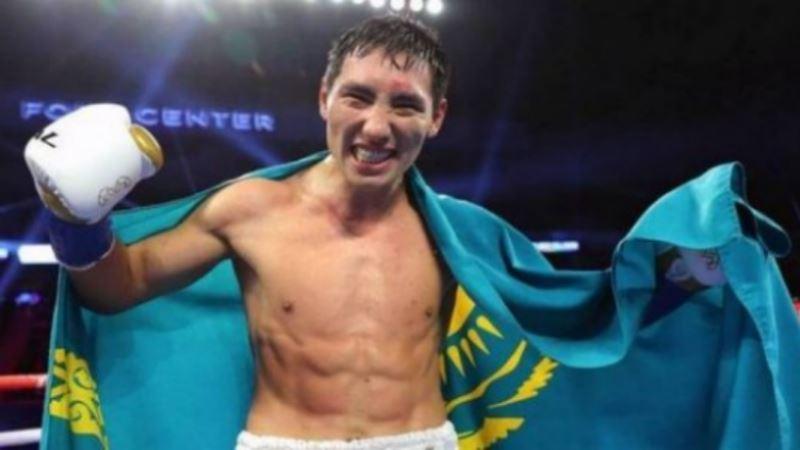 Жәнібек Әлімханұлы чемпиондық екі белдікті жеңіп алды