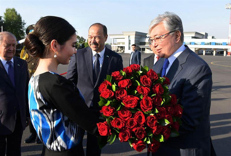 Тоқаев мемлекеттік сапармен Ташкентке барды
