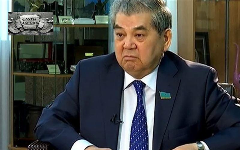 Куаныш Султанов, член Комитета по международным делам, обороне и безопасности Мажилиса Парламента, доктор политических наук