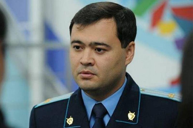 Берик Адамов назначен первым заместителем прокурора Алматы