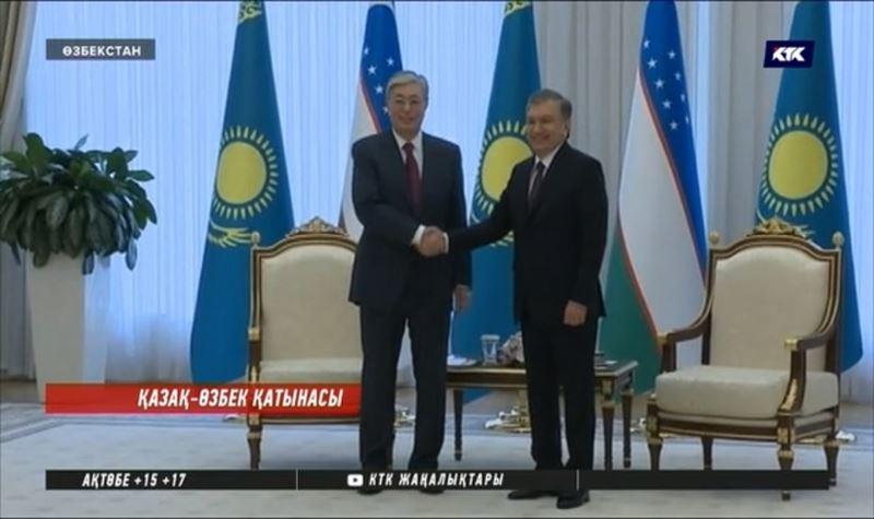Өзбекстан Қазақстан арқылы Еуропа нарығына шықпақ