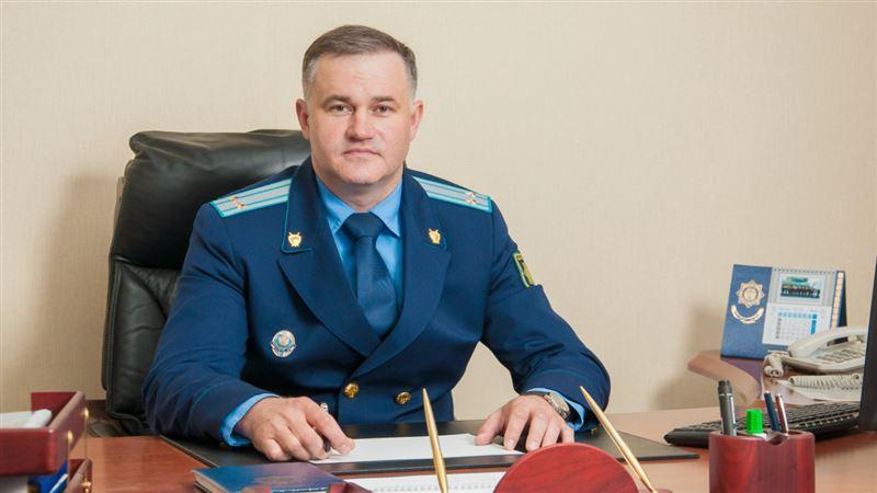 Виталий Шабер стал первым заместителем прокурора ВКО