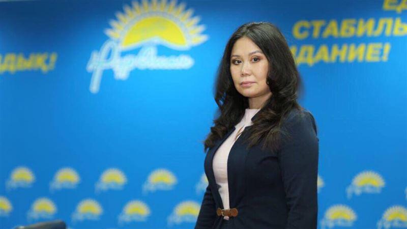 Алия Буриева назначена генеральным директором холдинга «NUR MEDIA»