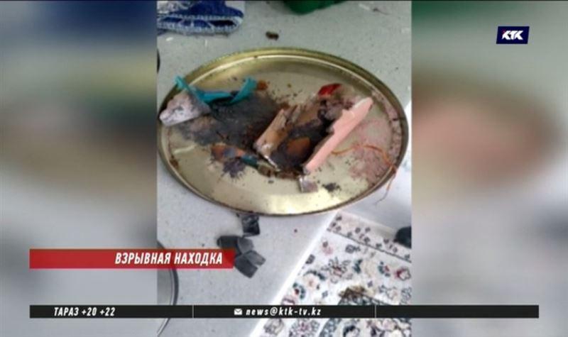 Попытался разобрать и едва не погиб: в полиции рассказали, где алматинец нашел гранату
