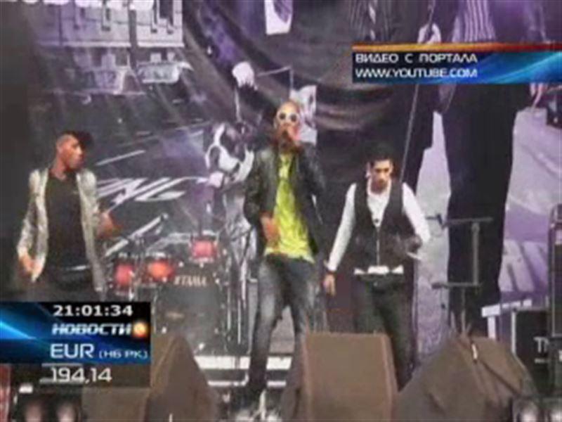 Трагедией закончилось в Шымкенте выступление кубинской группы