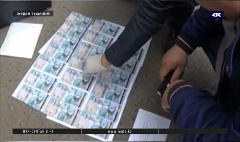 Алматы облысында пара алу сәтінде тергеушілерге оқ атқан полицейлер іздестіріліп жатыр
