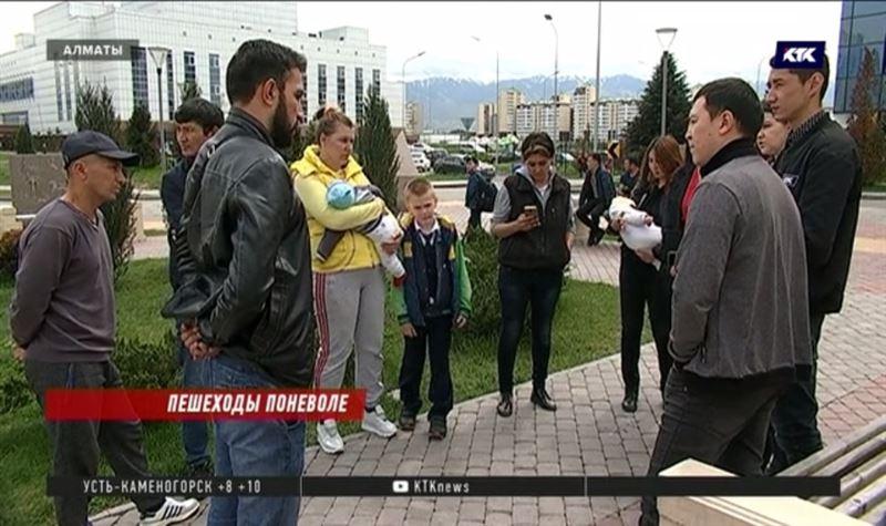 Не меньше двадцати машин угнали у алматинцев в апреле