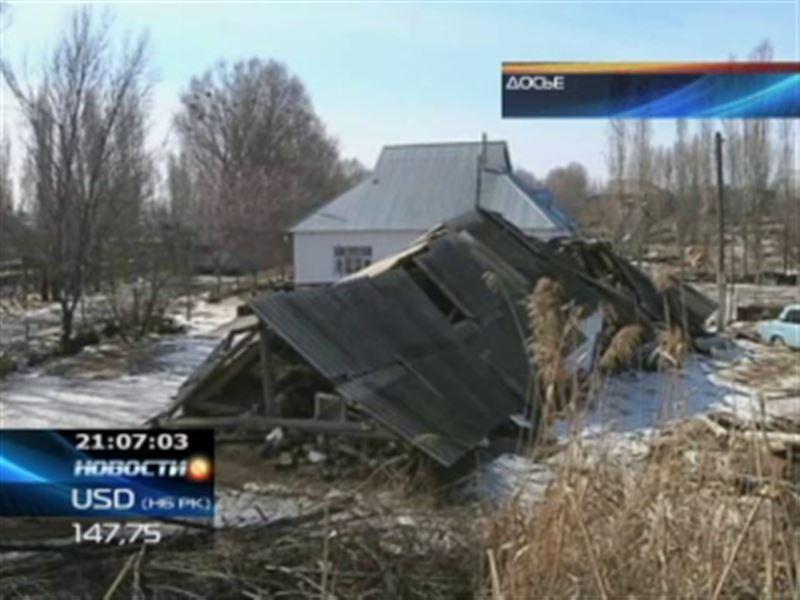 Южным регионам Казахстана грозят наводнения