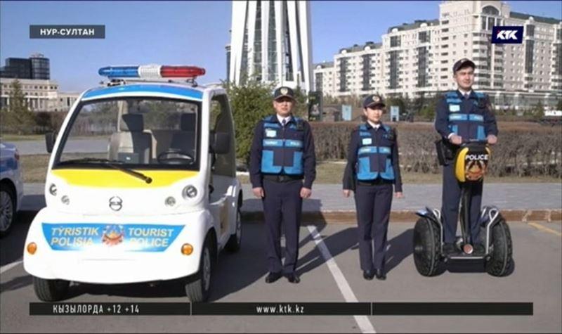За безопасность туристов в Казахстане будут отвечать новые полицейские