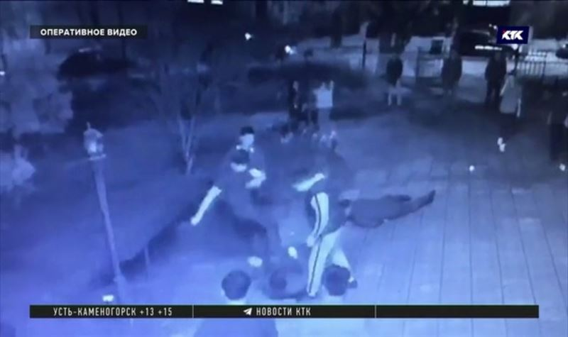 Охранники таразского ночного клуба отказали посетителю и едва не погибли