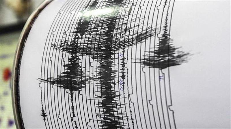 Почти в 200 км от Алматы зафиксировано землетрясение