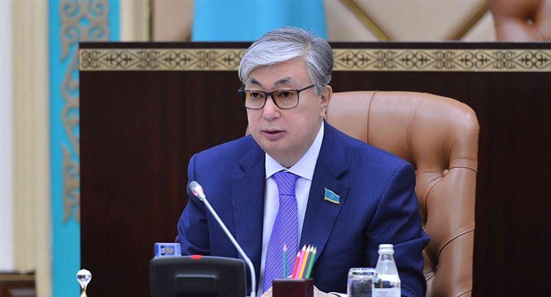 Президент выразил соболезнования в связи с гибелью людей в ДТП в Жамбылской области