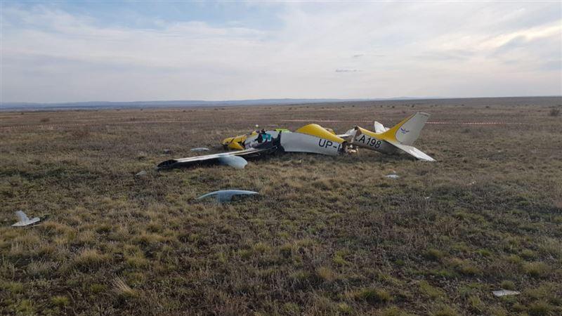Что известно о рухнувшем в Караганде самолете