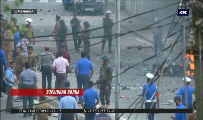 Казахстанцы не отказываются от отдыха на Шри-Ланке, где прогремело уже 9 взрывов