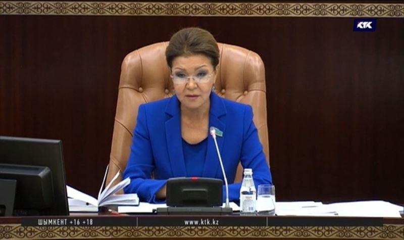 Даригу Назарбаеву интересует, куда исчезли полтриллиона тенге на питьевую воду