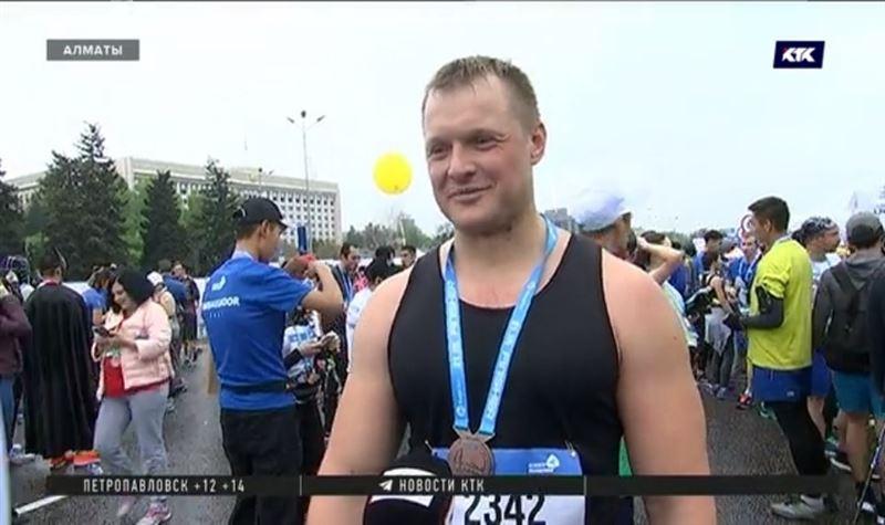 «Это было клёво!» - участники марафона в Алматы выражают восторг и благодарят kaspi.kz