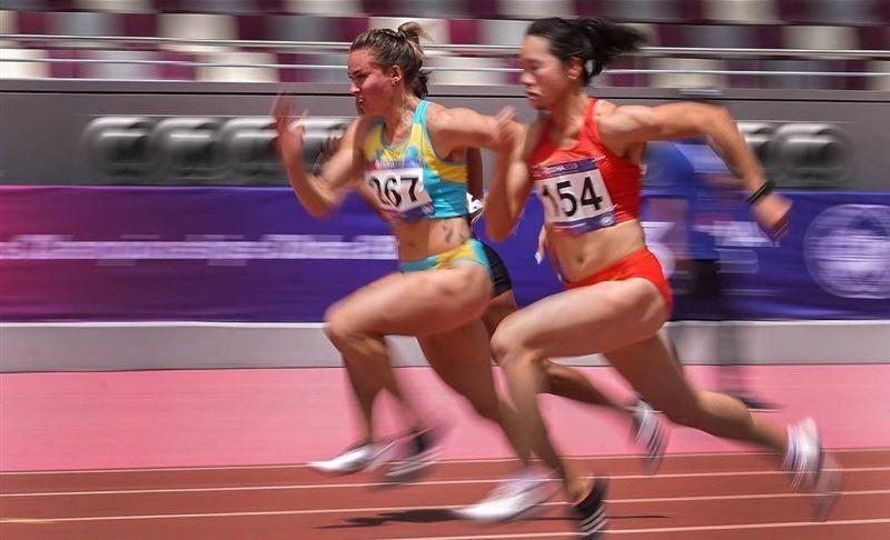 Легкоатлетка Ольга Сафронова стала чемпионкой Азии-2019
