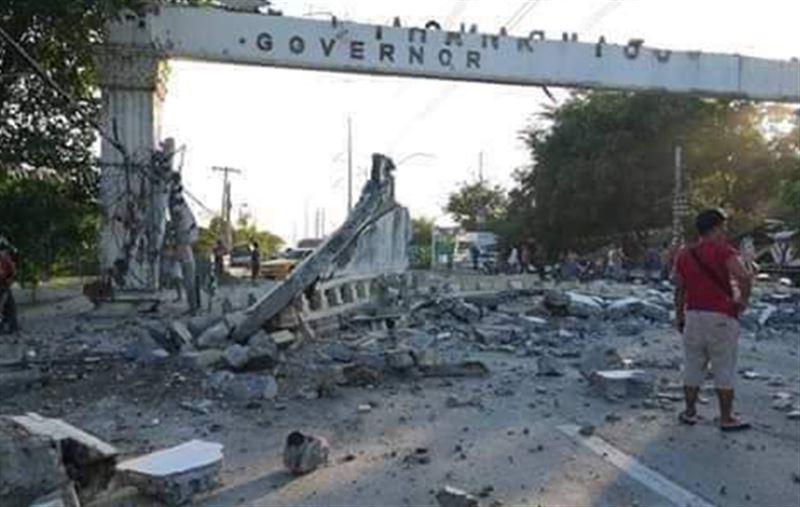 На Филиппинах зафиксировано второе за сутки землетрясение
