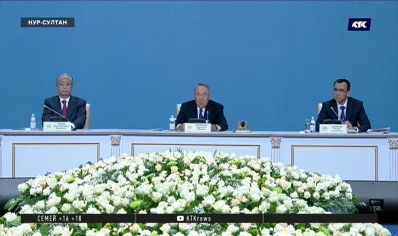 Касым-Жомарт Токаев будет баллотироваться в президенты от партии власти