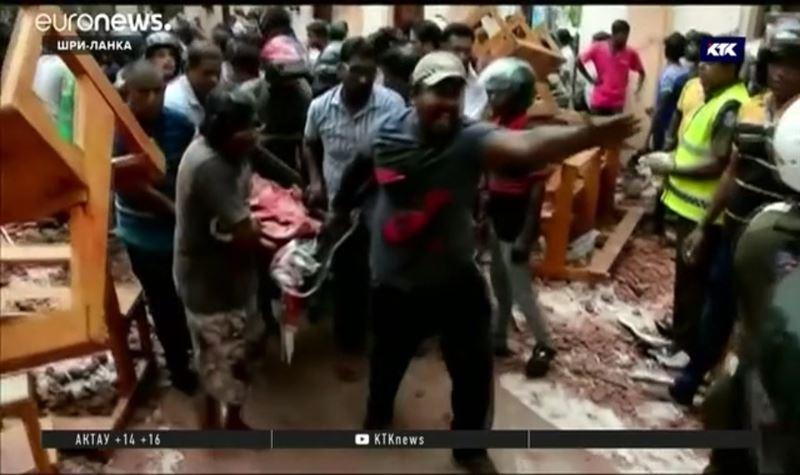 До 320 возросло число жертв серии терактов на Шри-Ланке